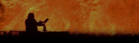 Gasimo in rešujemo v primeru požara v naravnem okolju,